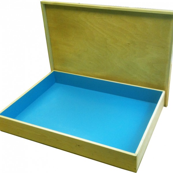 Play Therapy Sand Tray With Lid
